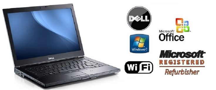 "Quality Dell E6510 15.6"" Quad Core i7 Laptop PC / 8GB RAM / ''NEW'' 1TB Hard Drive DVD-RW Windows 7 Pro +MS OFFICE Refurbished Notebook"