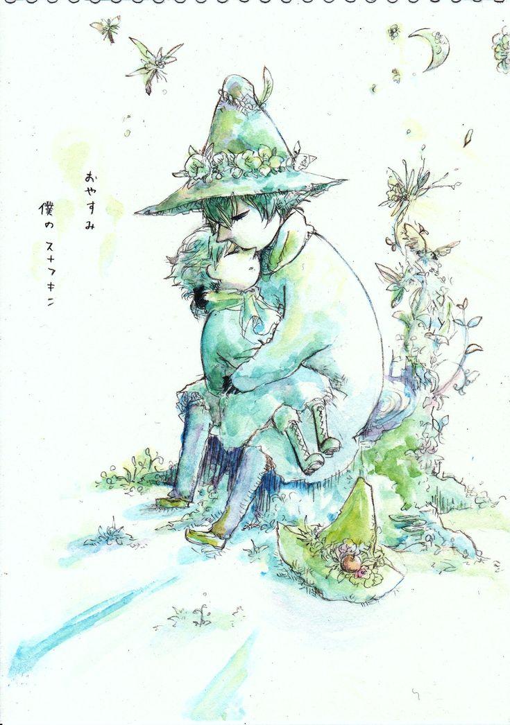 Moomin/#1005328 - Zerochan