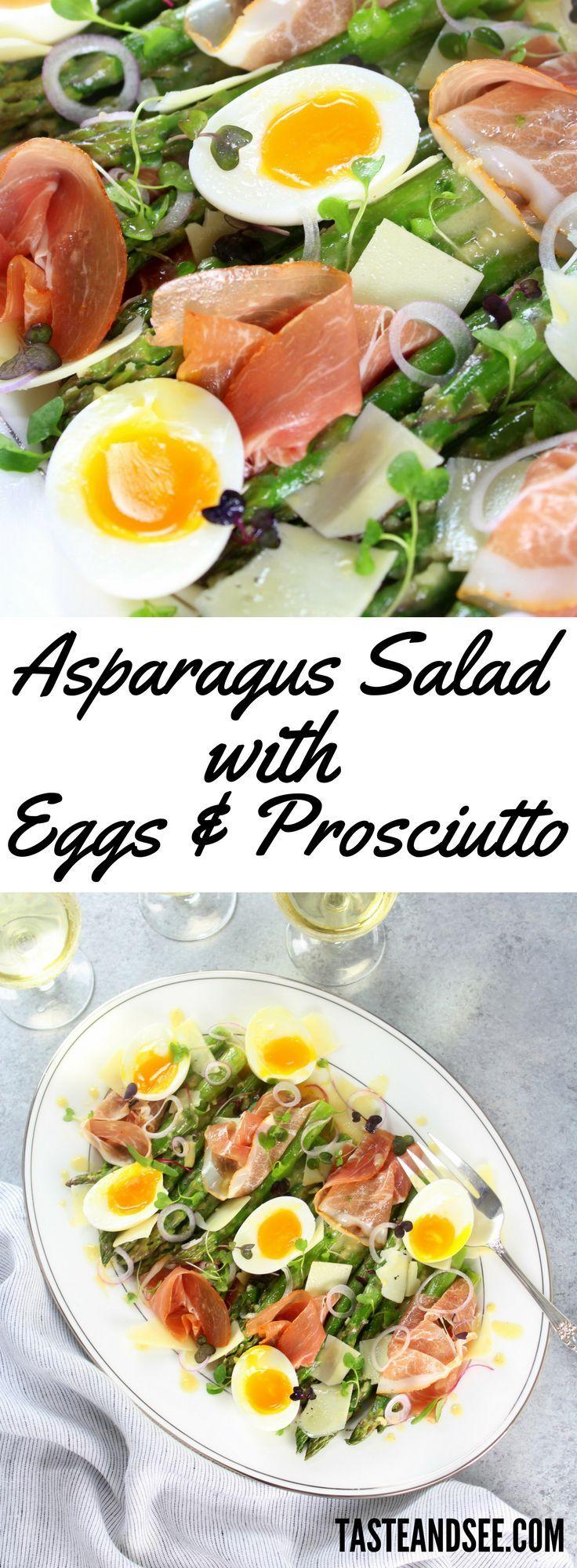 Best 25+ Asparagus salad ideas on Pinterest | Simple ...