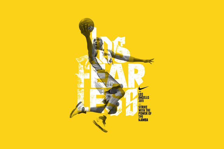 Nike Basketball - Los Fearless - Hype Type Studio / Paul Hutchison — Graphic Design & Art Direction
