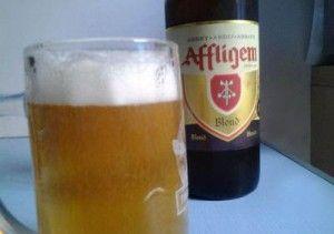 Affligem blond, belga d'Abbazia http://www.ricetteinmusica.com/affligem-blond/