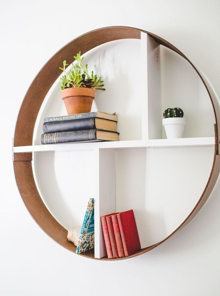 beautiful wall shelves