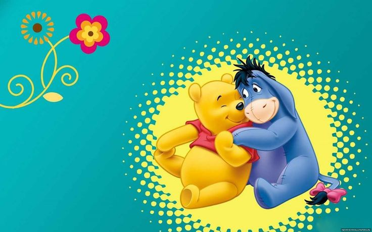 Winnie Pooh Paint For Desktop Background HD Wallpapers Photos
