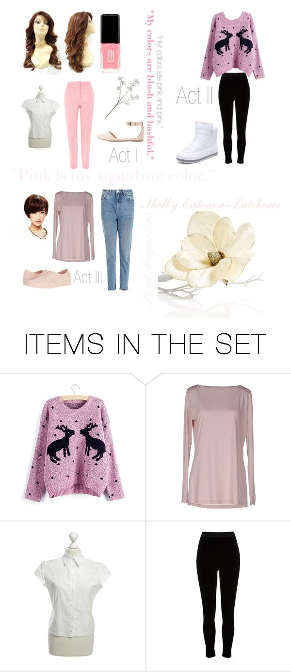 """Shelby (Steel Magnolias)"" by faeriesquall ❤ liked on Polyvore featuring art"