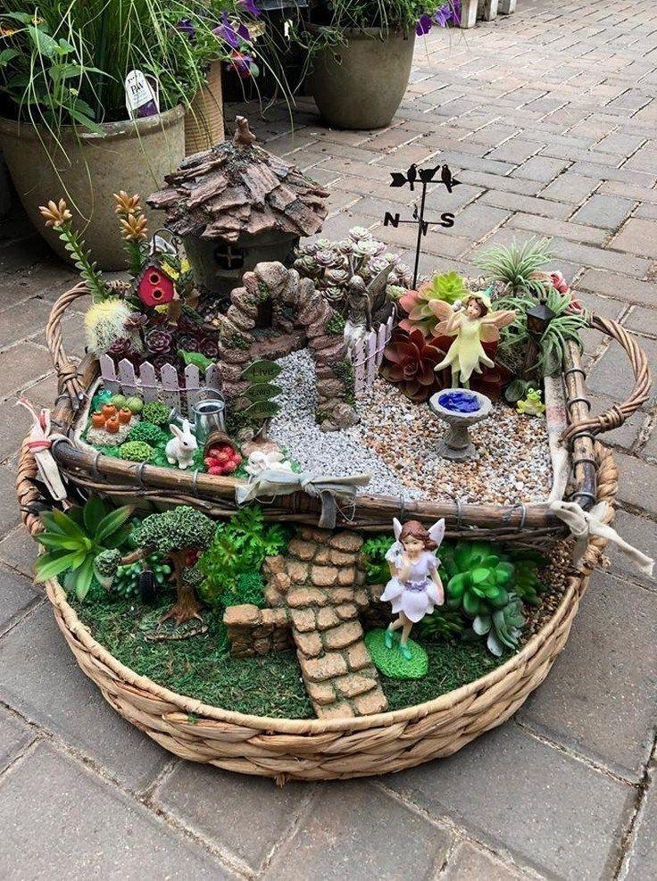 52 Best Fairy Garden Ideas 37 Fairy Garden Designs Fairy Garden