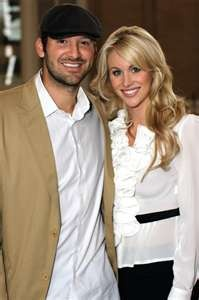Tony Romo & Candice Crawford