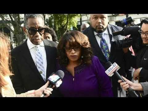 Corrine Brown Reports to Federal Prison in Luxury Mercedes Minivan