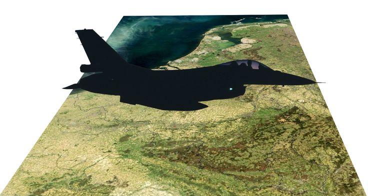 Nederlandse F-16's voeren de komende 4 maanden Benelux QRA-taken uit en bewaken daarmee het luchtruim van België, Luxemburg en Nederland.