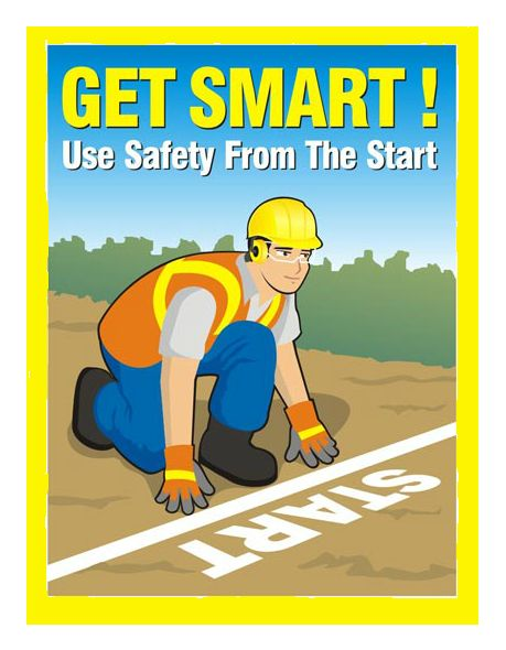 safety slogans be smart and be safe    safetycatch  safetytraining