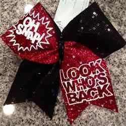 """Would like to buy sometime from """"Bows by April."""" Love her bows."""