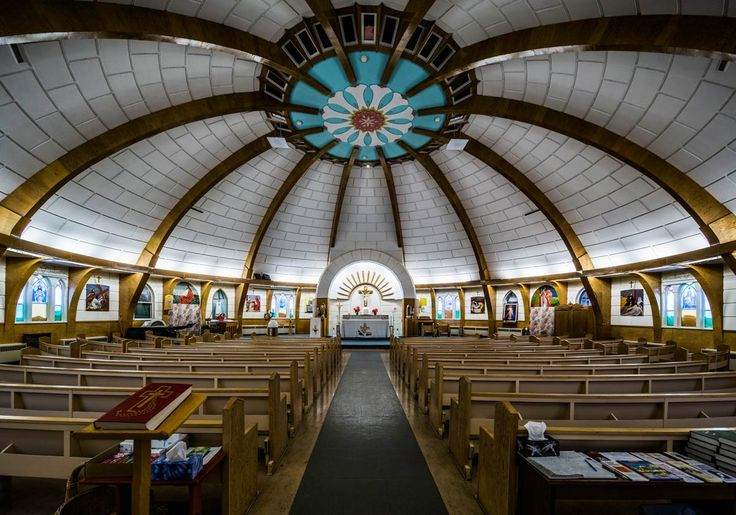 Igloo Church Inuvik James Mackenzie James Mackenzie