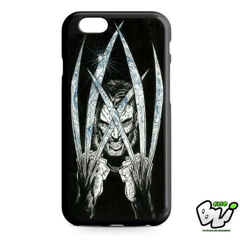 Wolverine Art Design iPhone 6 Case | iPhone 6S Case