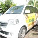 OUR CAR ON BALI WHITE WATER RAFTING #balirafting #baliwhitewaterrafting #whitewaterrafting #baliactivities