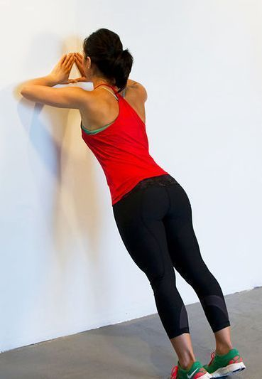 17 Best Ideas About Wall Workout On Pinterest Slim