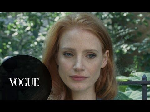 """Jessica Chastain Stars in """"Scripted Content"""" - Vogue Original Shorts"""