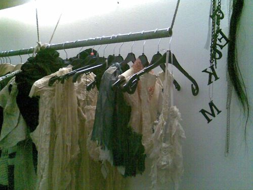 At the Pop-Up Store of Edged Showroom Berlin / Maleen Dalan