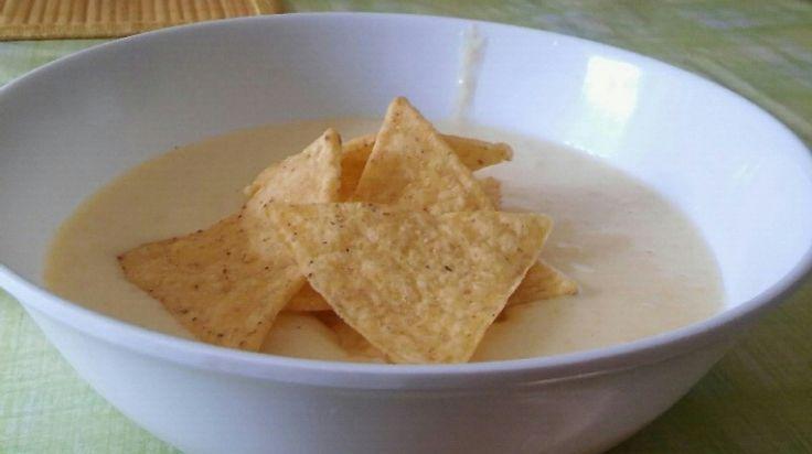 Isteni kukorica krémleves recept! Hozzá sajtos tortilla chips, és egy üveg kukoricasör, maga a mennyország!