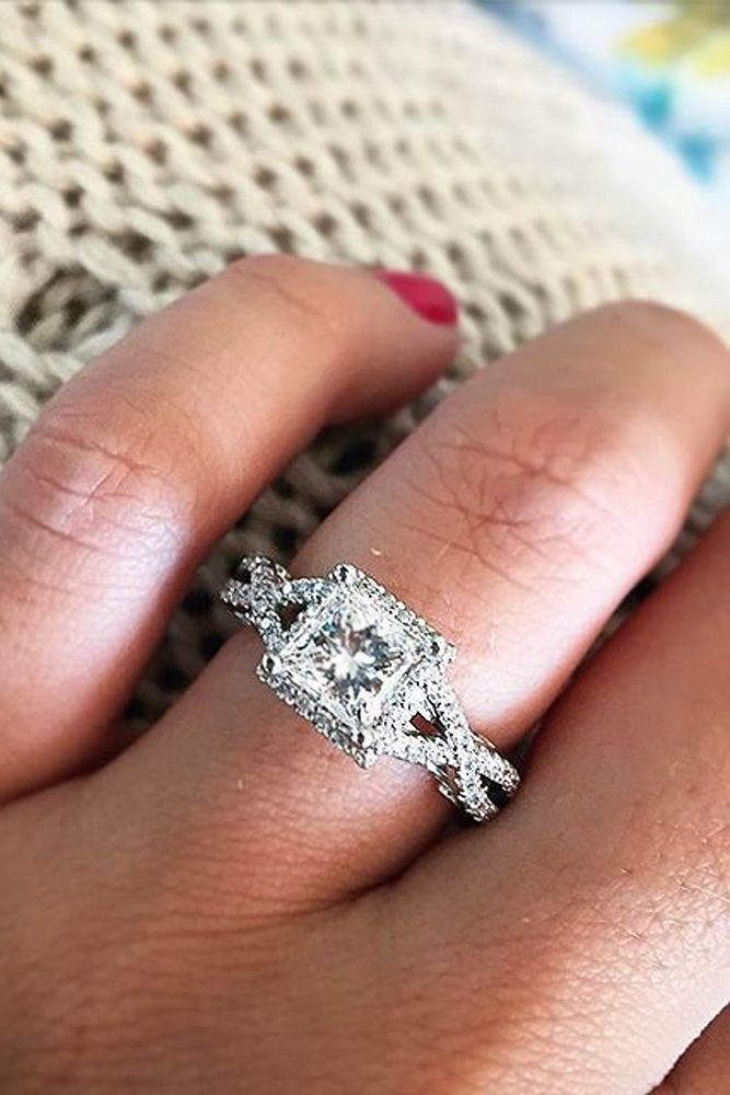 30 most popular engagement rings for women - Most Popular Wedding Rings
