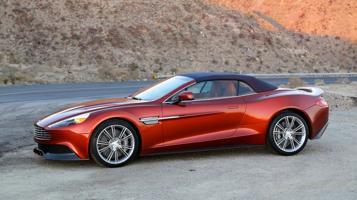 The 2014 Aston Martin Vanquish is one of the top rated sports cars on TCC.