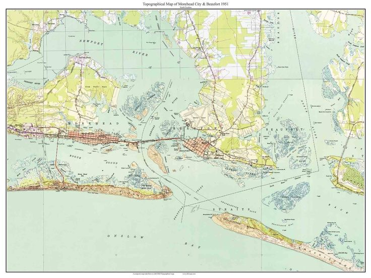 Best Topographic Map Ideas On Pinterest Topography Map - North carolina topographic map