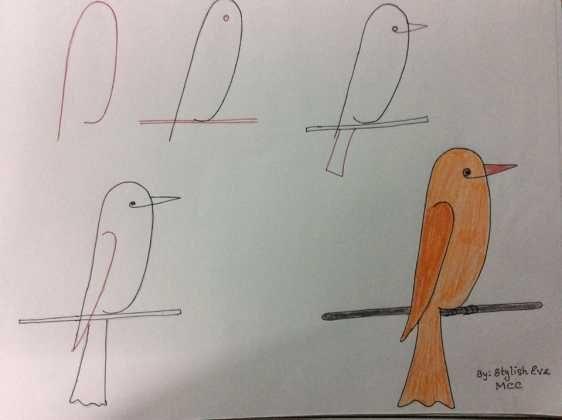Ideas de dibujos f ciles para hacer con los peque os for Gimnasio 9 y 57