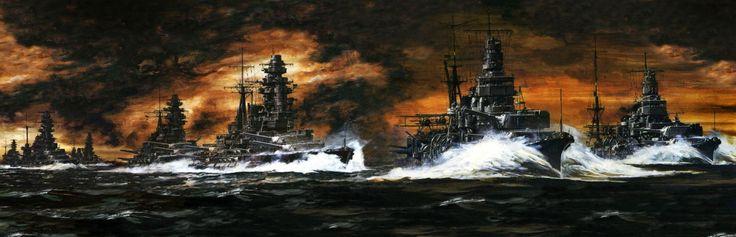 Imperial Japanese Navy http://imgur.com/XbjZjuT