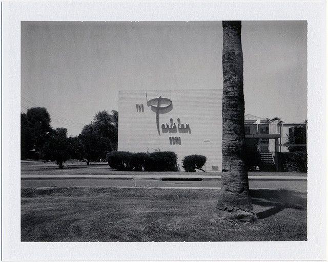 https://flic.kr/p/6sCBb7 | Untitled | converted Polaroid J66, FP-3000B, Phoenix, AZ