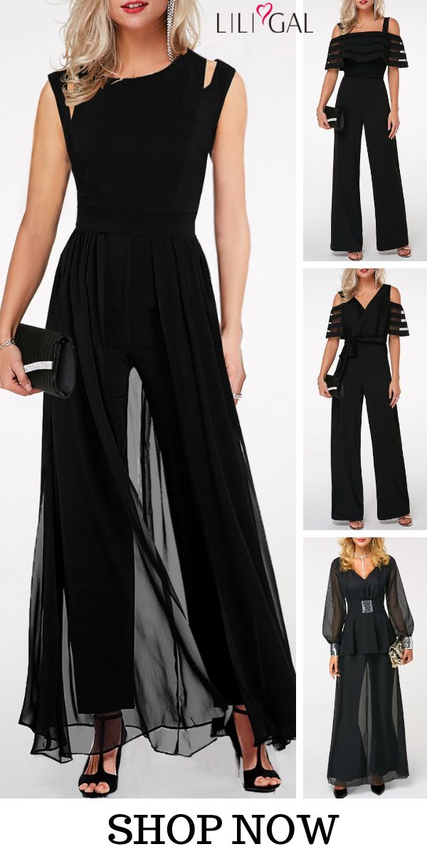 Classy Jumpsuit Outfits for women 2019