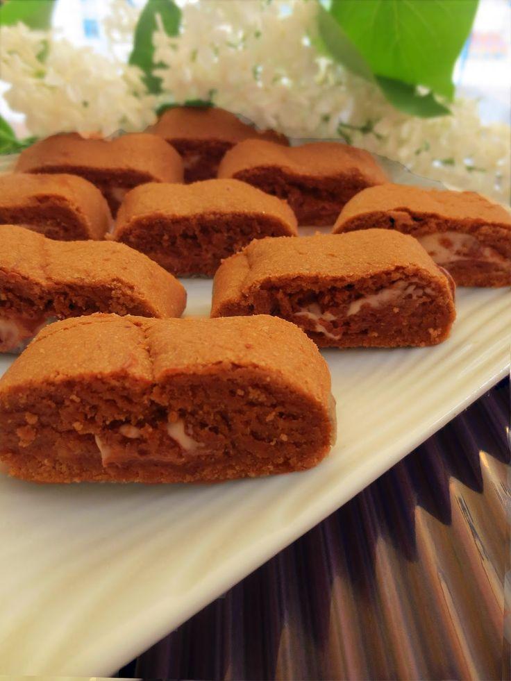 КУЛИНАРНЫЕ ОТКРОВЕНИЯ ОТ СВЕТЛАНЫ МЕТАКСА: Кофейное печенье с шоколадной начинкой