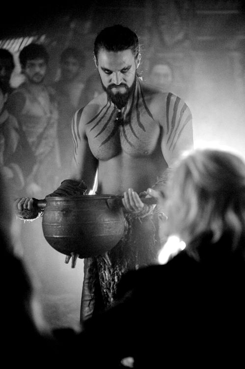 A Crown for a King ~ Khal Drogo and Viserys Targaryen ~ Game of Thrones Fan Art