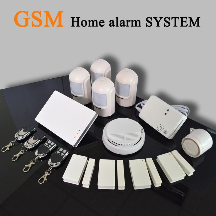 (137.17$)  Watch now - http://ai89v.worlditems.win/all/product.php?id=32803591703 - PatrolHawk G1EW Wireless zones App control GSM alarm system with smoke and gas detector home alarm system PIR Motion Senson