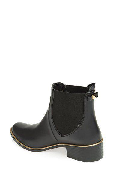 kate spade new york 'sedgewick' rubber rain boot (Women)   Nordstrom