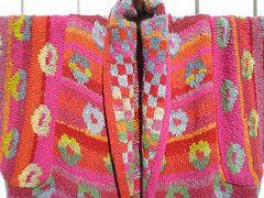 Ravelry: Flower Power Coat pattern by Christel Seyfarth