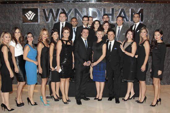 Wyndham Grup markalarından Ramada Plaza Ankara, dünyanın en büyük otel zinciri Wyndham'ın en üst segmentine yükselerek Wyndham Ankara ismini aldı