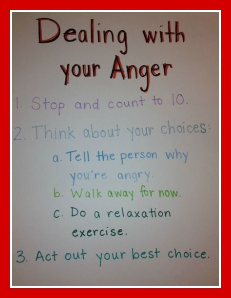 Dealing With Anger Issues While In Recovery