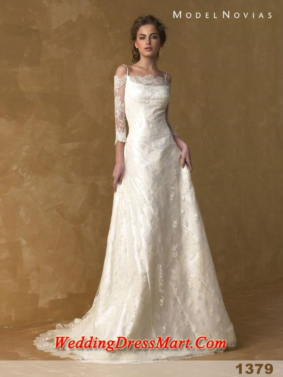 Spanish Lace Wedding Gown Beautiful My Wedding