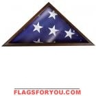 US Made Memorial Flag Case