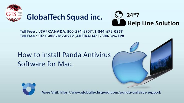 Panda Support removes all online threats such as viruses, spywares, Trojans and other malwares. However, you may face some problem while operating with Panda Antivirus Support. We as a tech support provider are available to diagnose and fix your Computer problems.