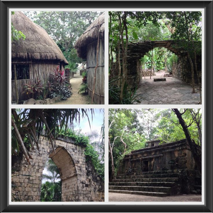 Mayan Ruins at Chankanaab Park Cozumel Mexico. #travel #cozumel #mexico