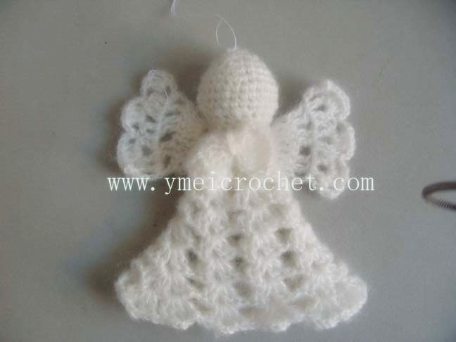 Homemade Angel Christmas Ornaments Craft Attic Resources ...