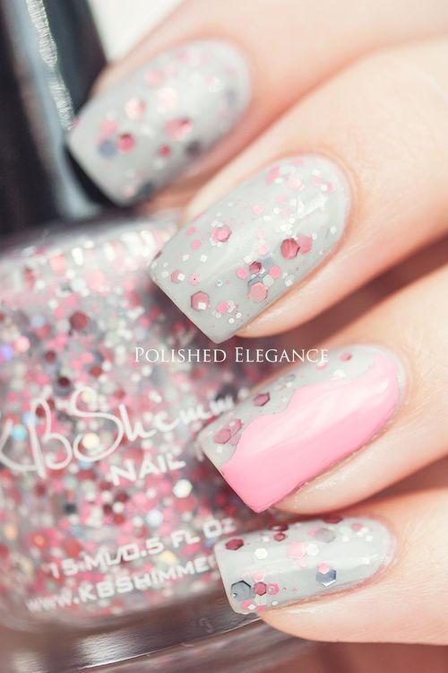 10 best uñas images on Pinterest | Nail scissors, Cute nails and ...