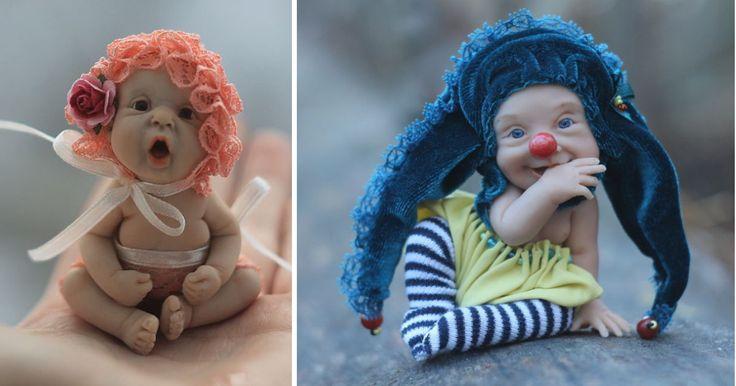 Realistic Baby Dolls By Russian Artist Elena Kirilenko | Bored Panda