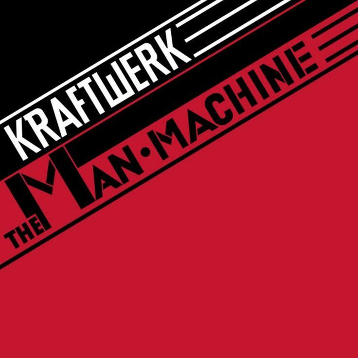 Kraftwerk - The Man Machine on Limited Edition 180g LP