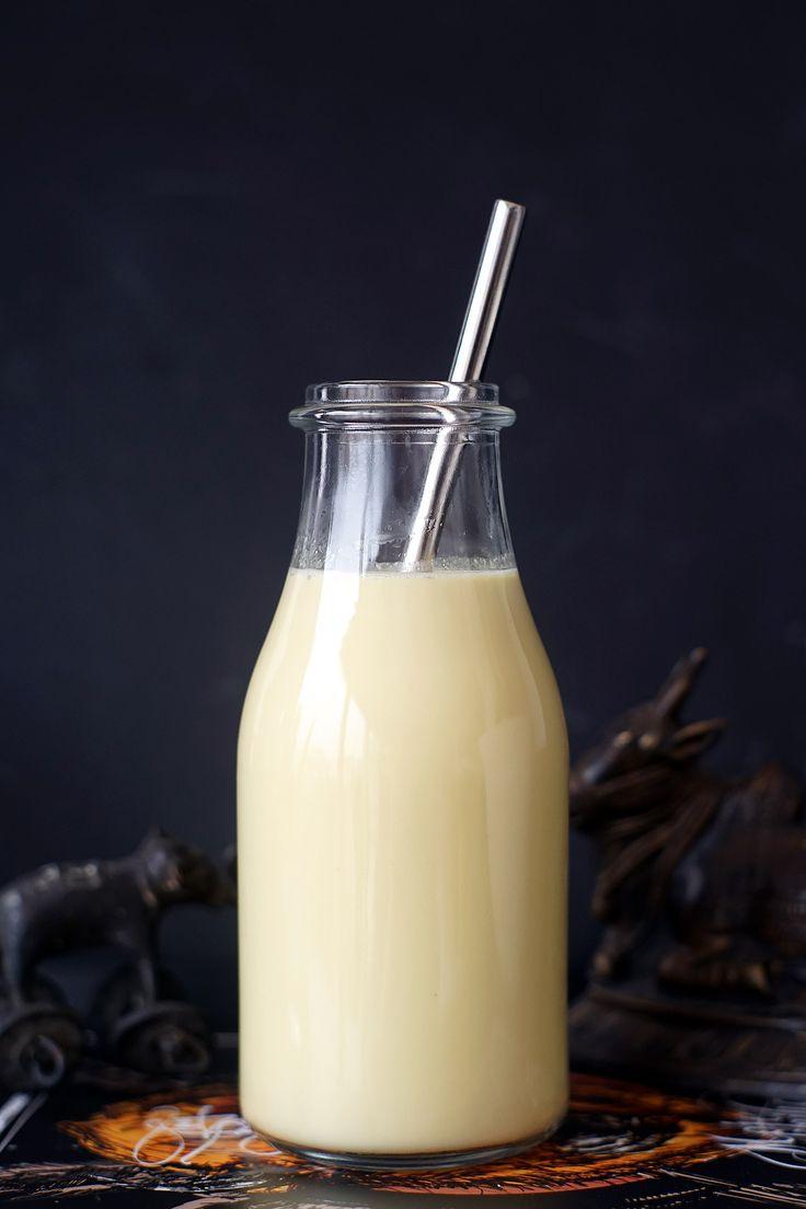 Zlaté mandlové mléko | Veganotic