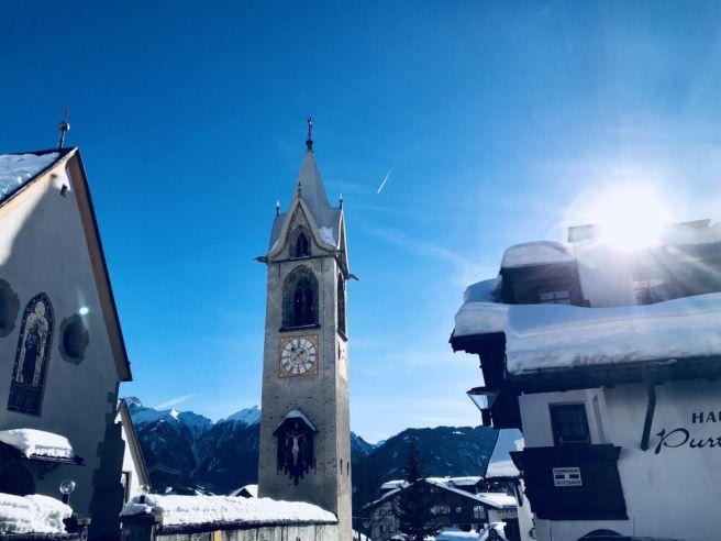 Serfaus   Unser erster Familien – Skiurlaub ❄️   Randen und Marillen