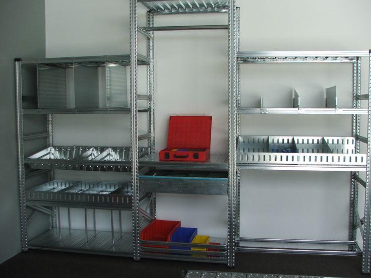 Wide range of accessories.