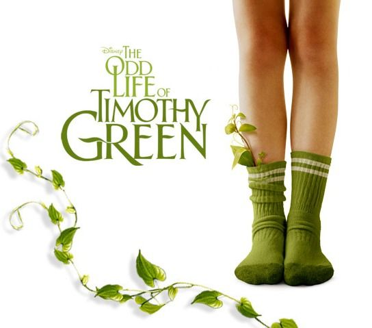 Review Of The Odd Life Of Timothy Green
