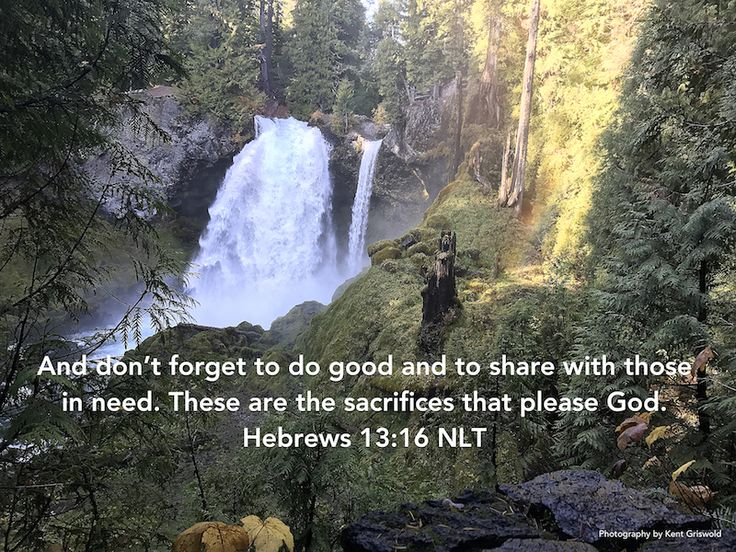 Share - Hebrews 13:16
