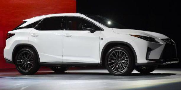 2016 Lexus RX 350 Price