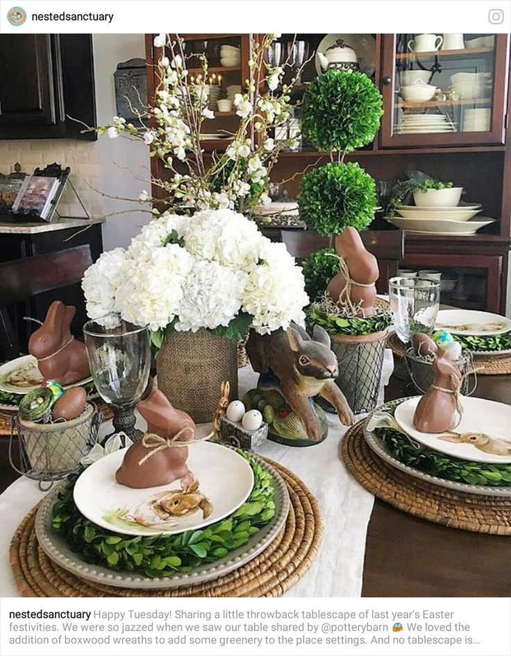 Great use of boxwoods 877 best Easter